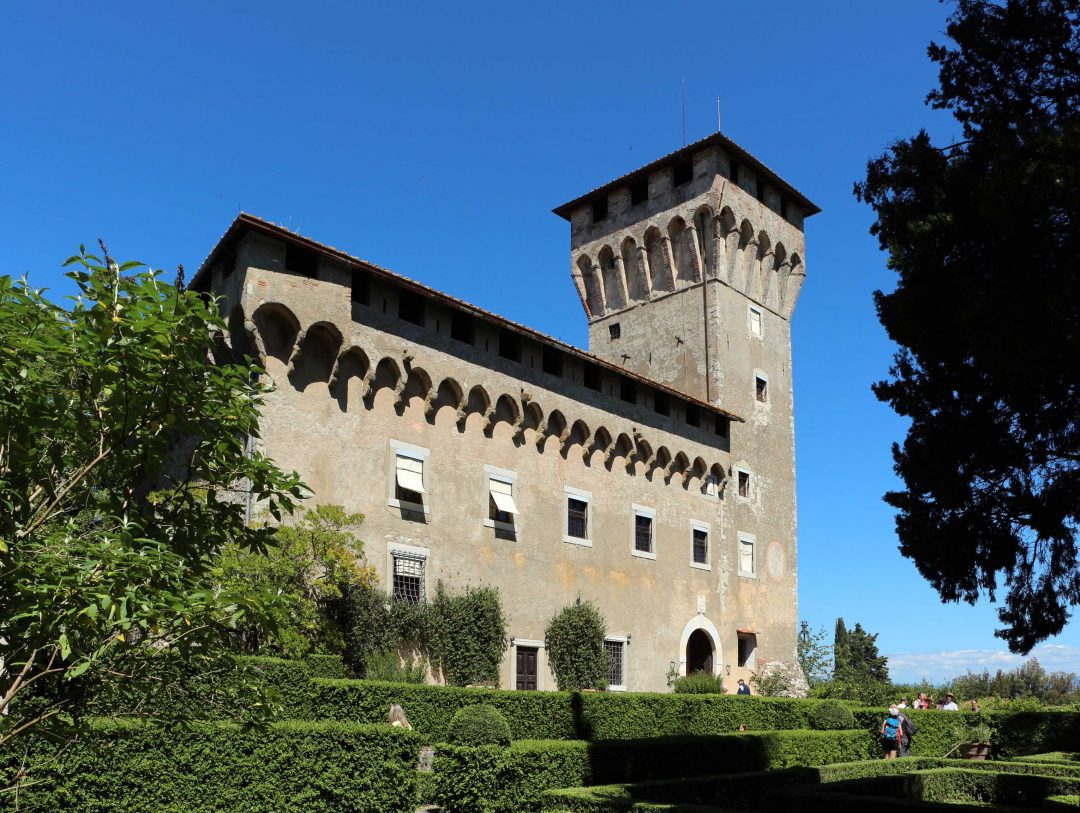 Castello del Trebbio, Pontassieve (Toscana)