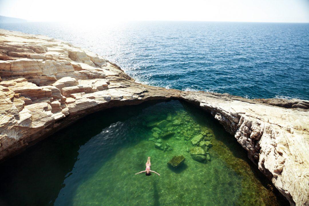 isola di Thassos