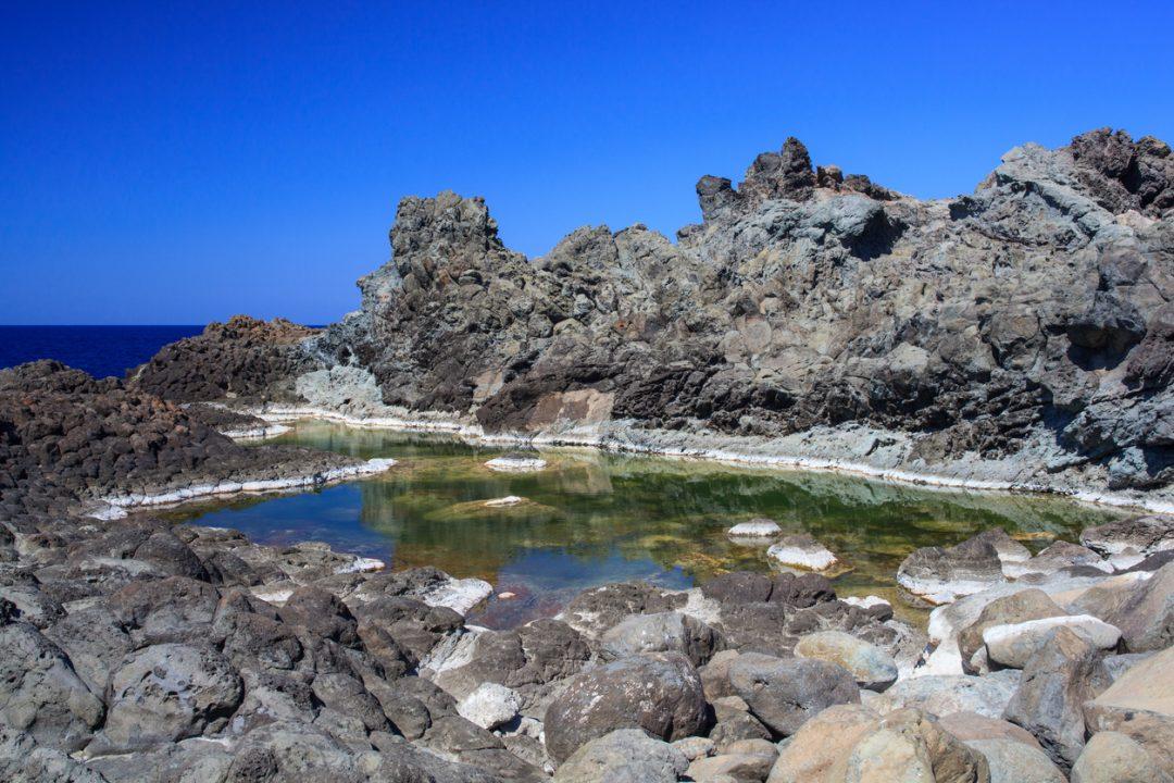 laghetto delle Ondine  Pantelleria