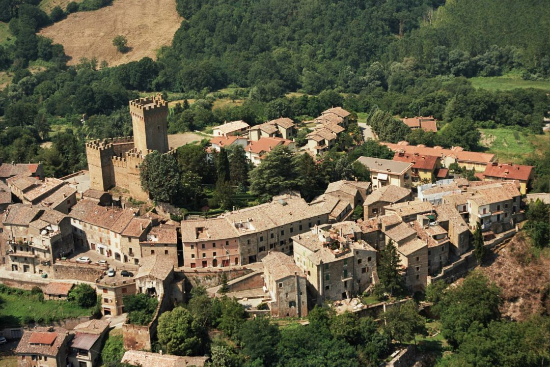 Castello di Proceno (Lazio)