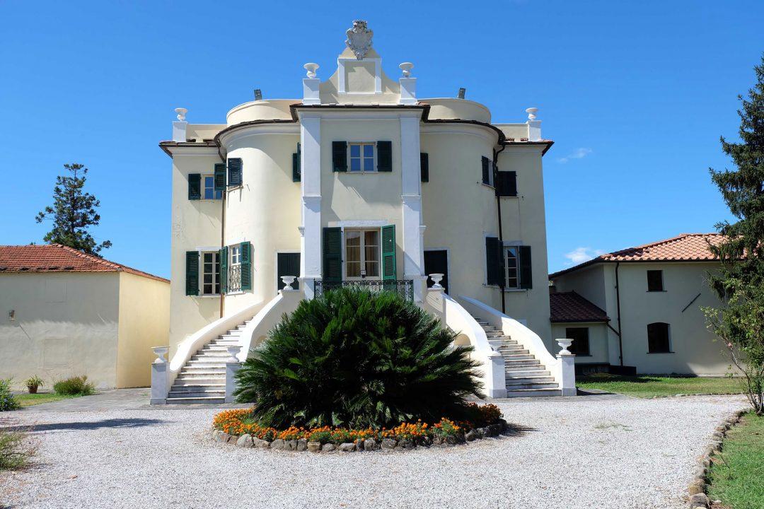 Villa Pratola, Santo Stefano Magra (Liguria)