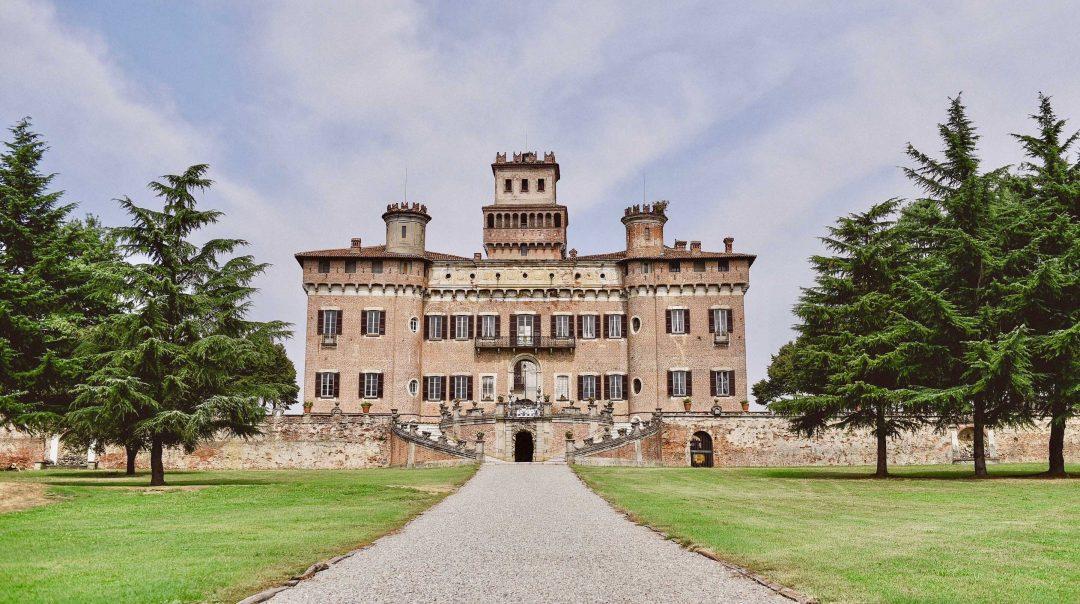 Castello di Chignolo Po (Lombardia)