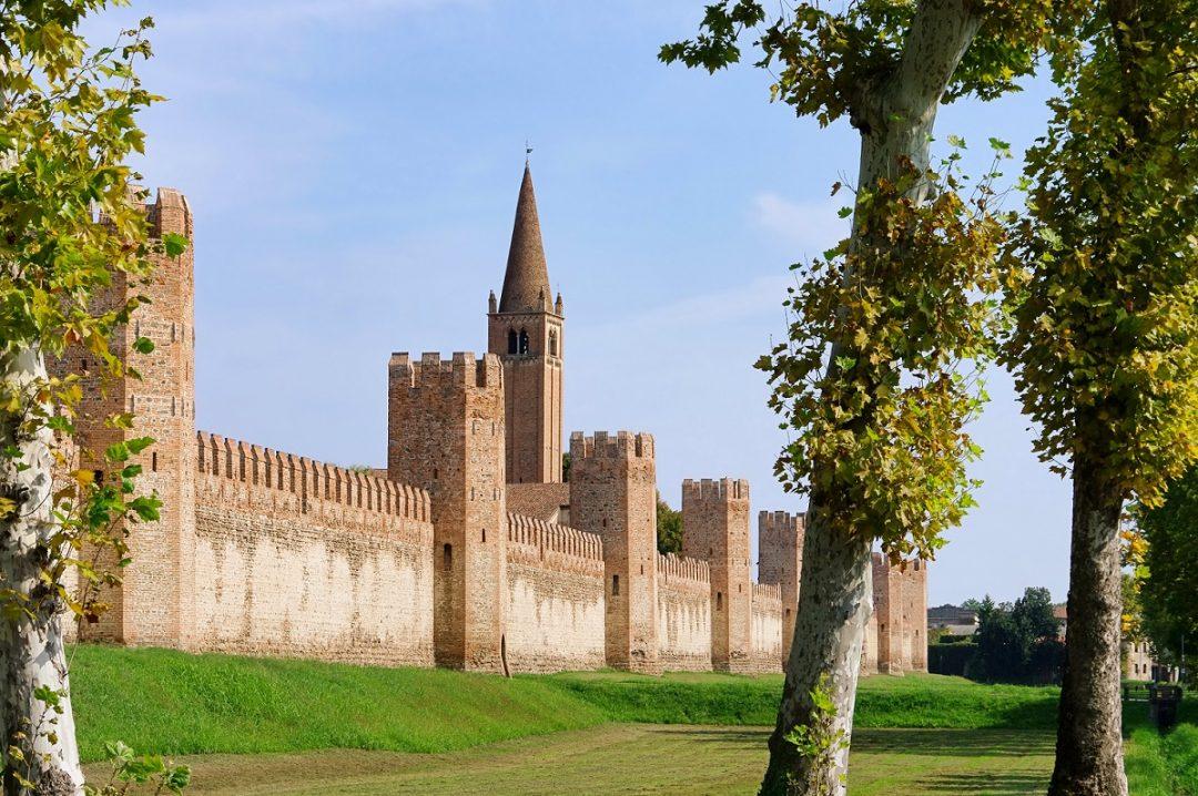 La città murata di Montagnana (Padova)