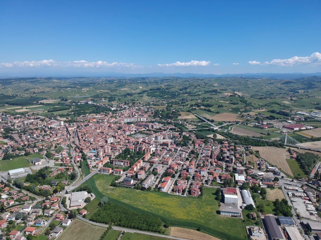 Nizza Monferrato e i vigneti del Nizza DOCG: le foto