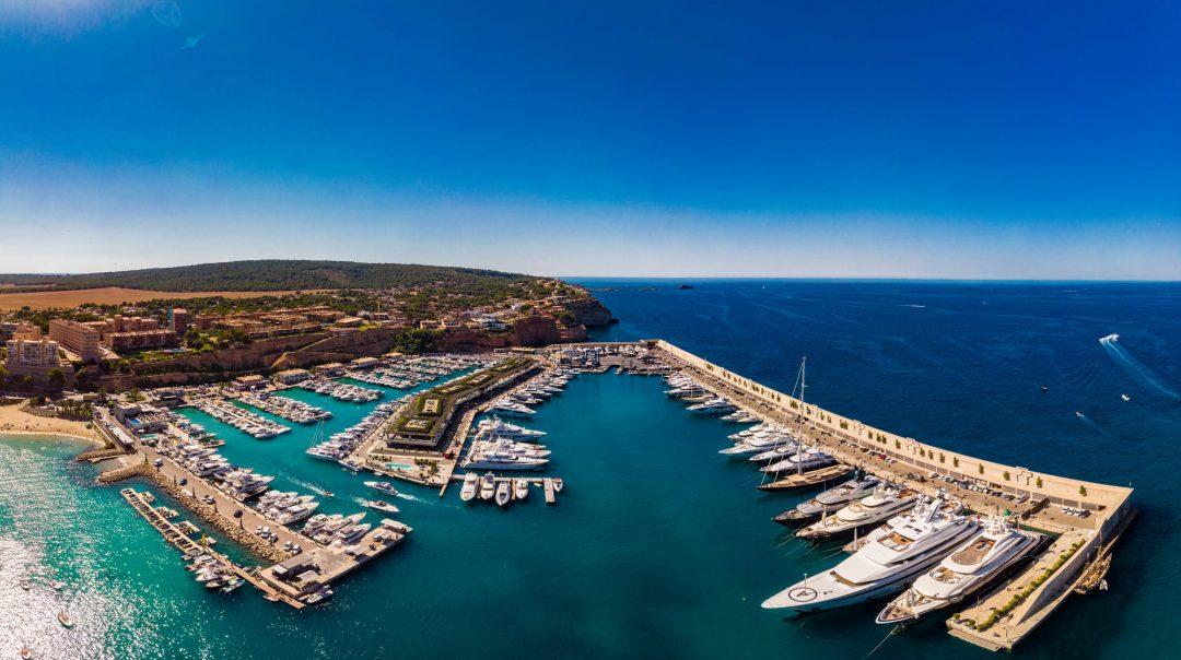 Port Adrianoa Maiorca, Spagna