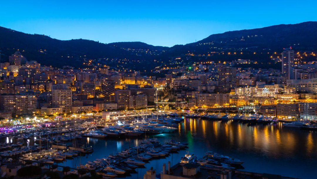 Port Hercule a Montecarlo, Principato di Monaco