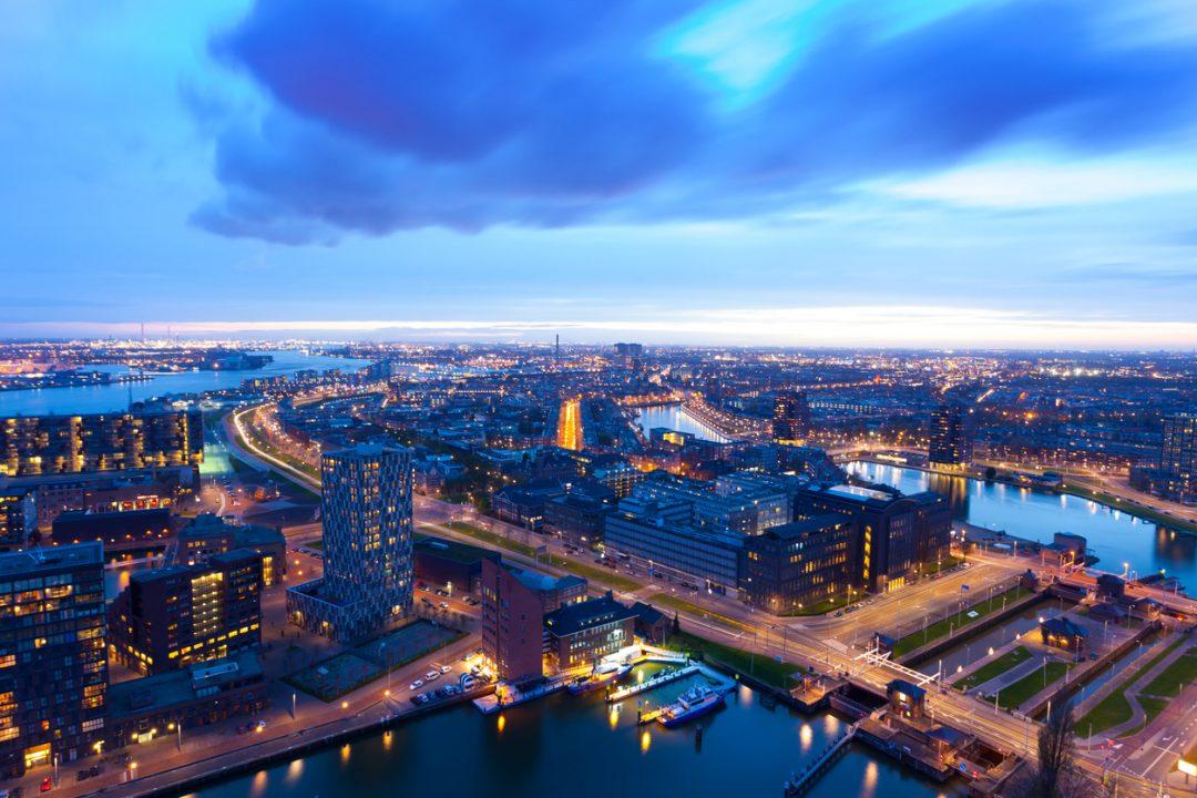 L'Europoort di Rotterdam, Paesi Bassi