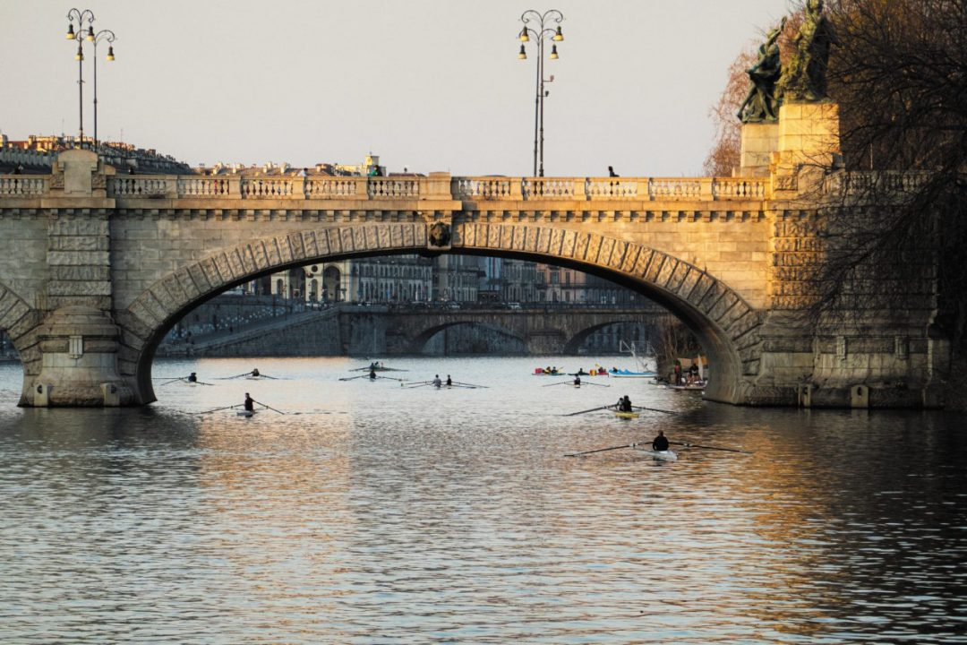 Il ponte Umberto I