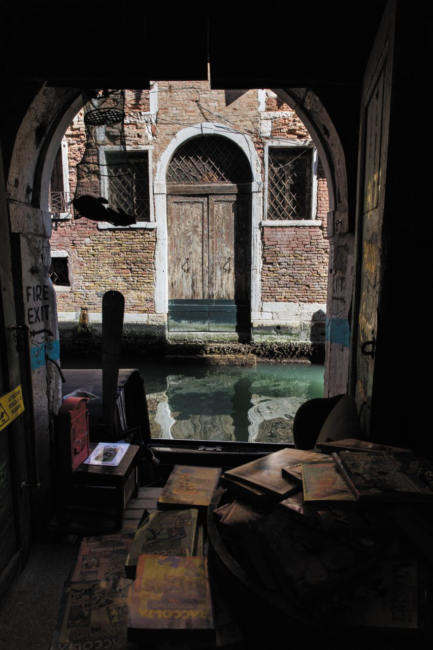 Weekend alla ricerca delle più belle librerie di Venezia: la passeggiata della bibliodiversità
