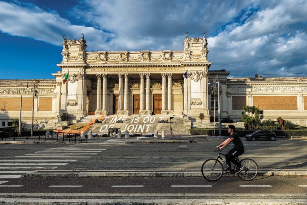 Roma città green: un itinerario per visitare la Capitale in bici