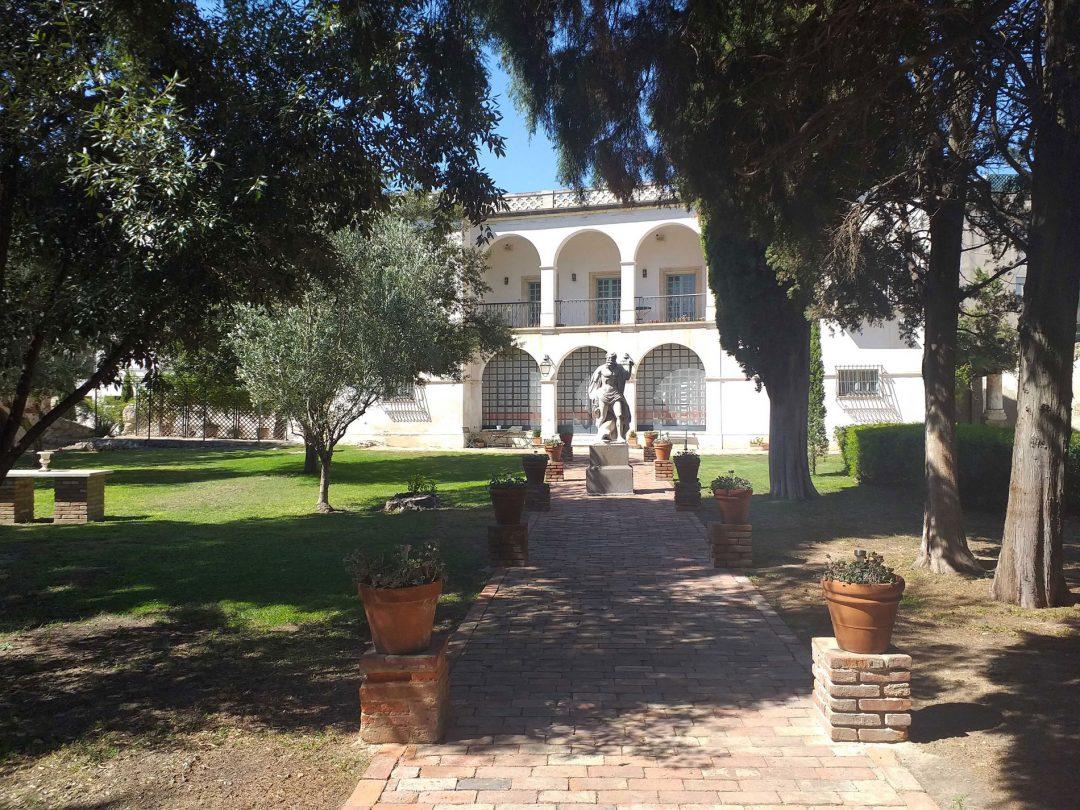 Villa Carboni, Cagliari (Sardegna)