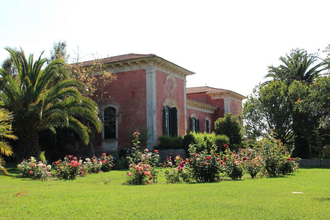 Villa Spaccaforno, Modica (Sicilia)