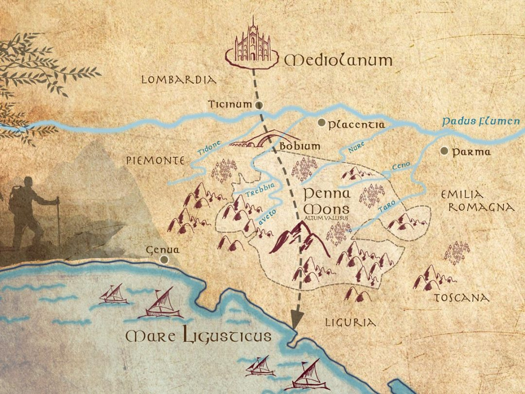 Sentiero dei Celti e dei Liguri