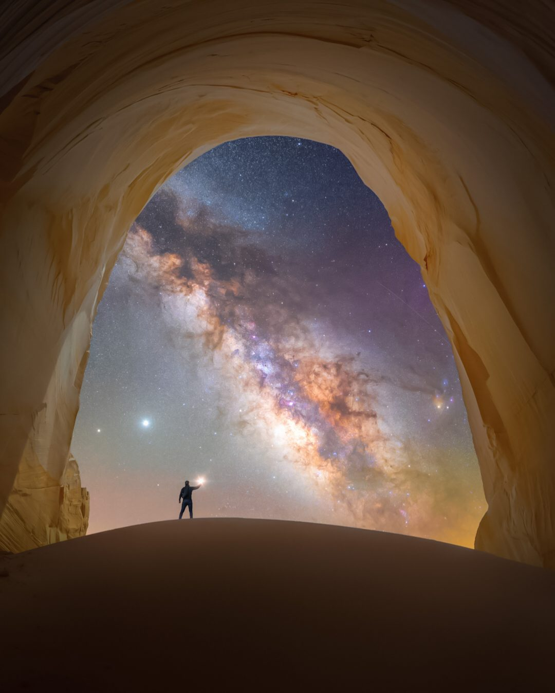 Via Lattea, le immagini più belle