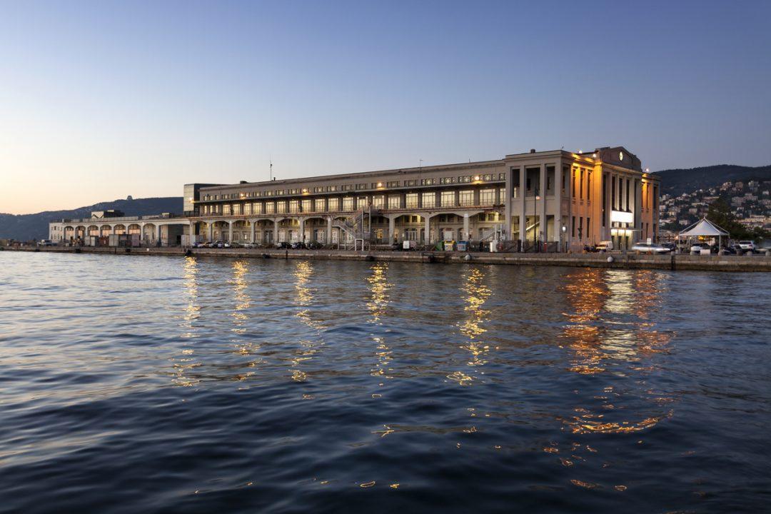 Il porto di Trieste, Friuli Venezia Giulia