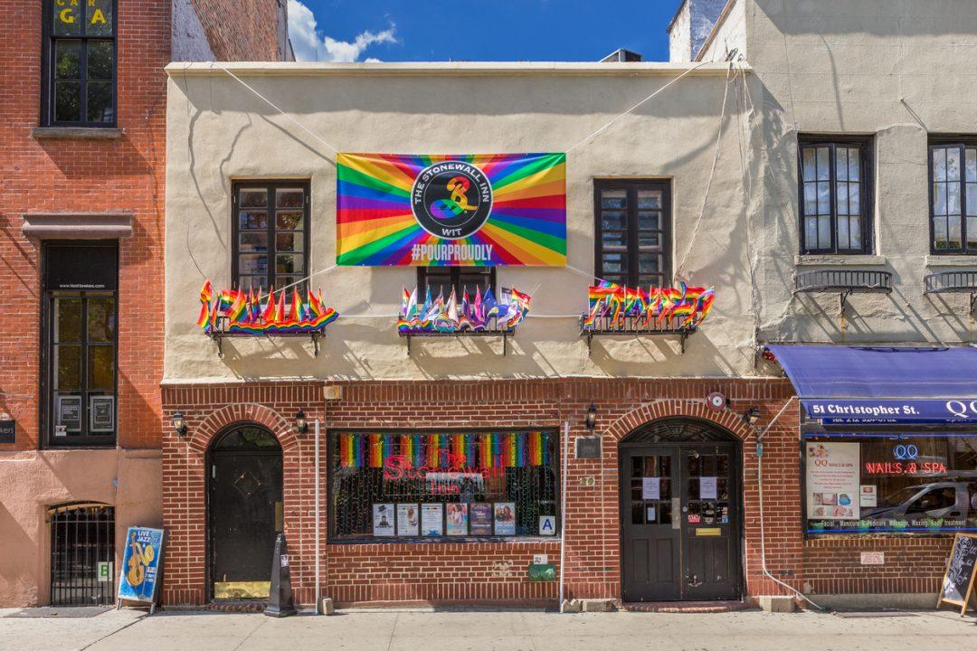 Il primo Gay Pride a New York