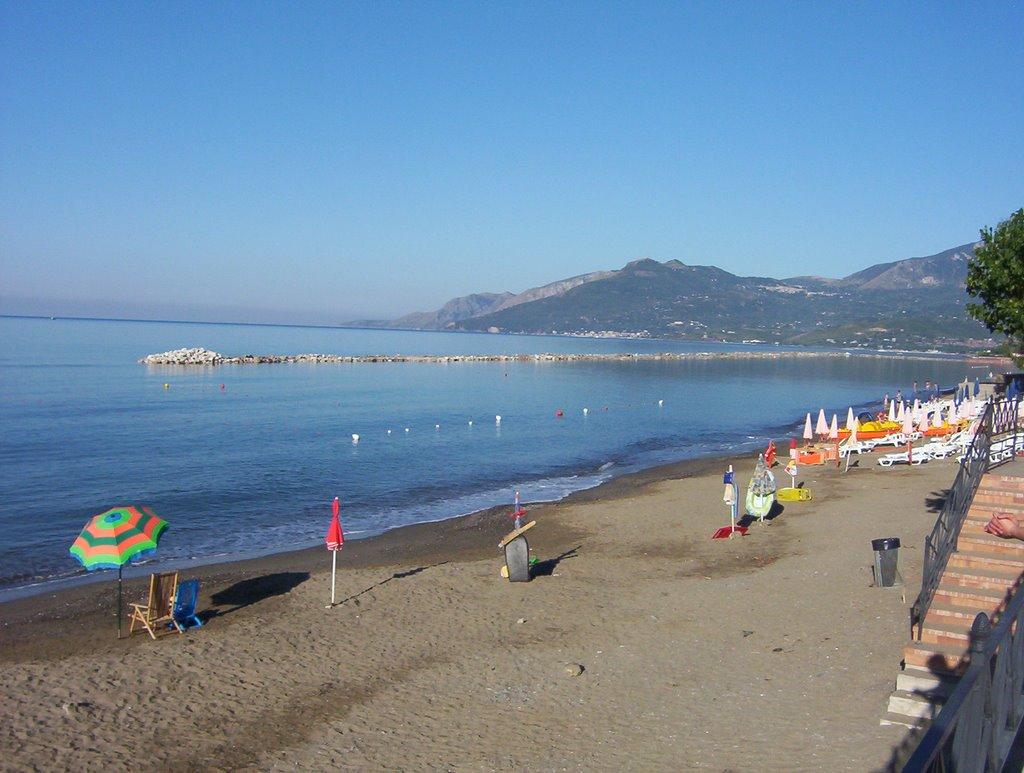 Spiaggia Capitello Ispani Campania