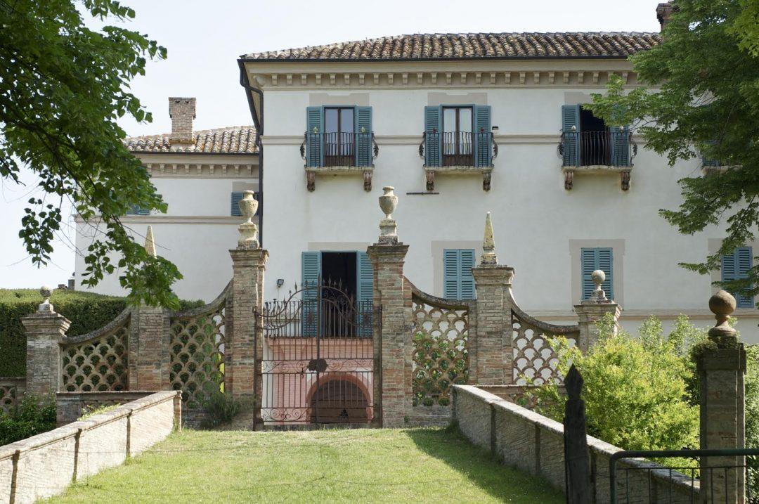 Villa Aureli, Castel del Piano Umbro (Umbria)