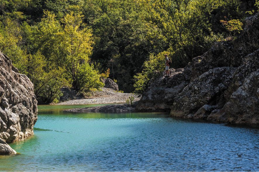 La Val di Cecina e i suoi comuni