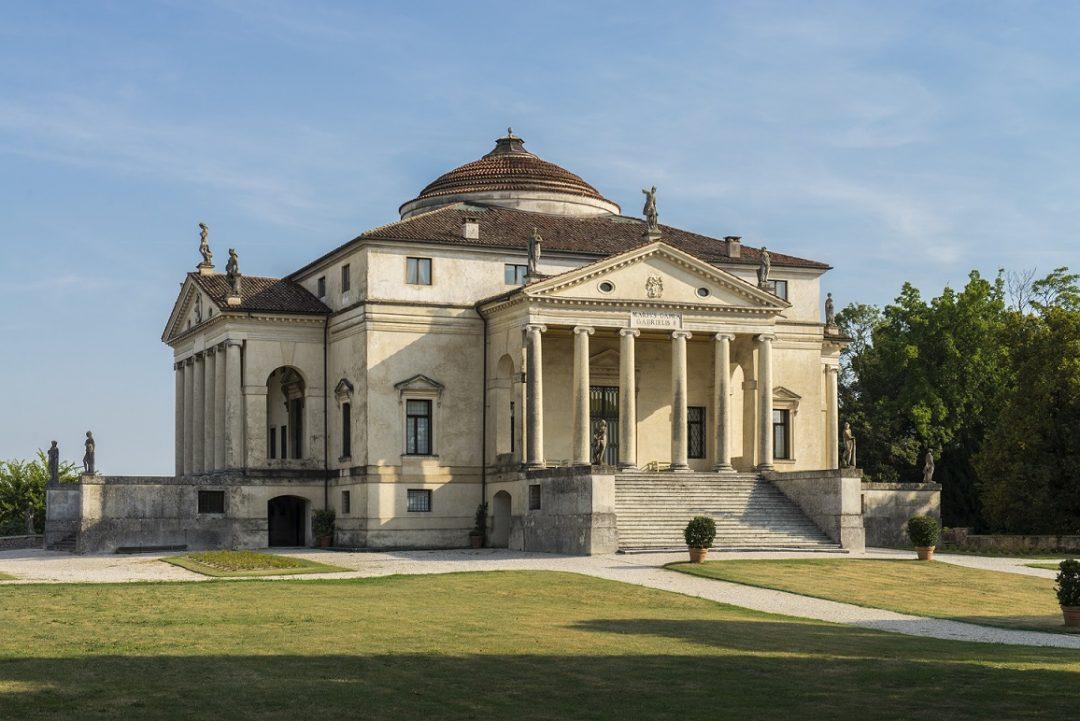 Villa La Rotonda, Vicenza