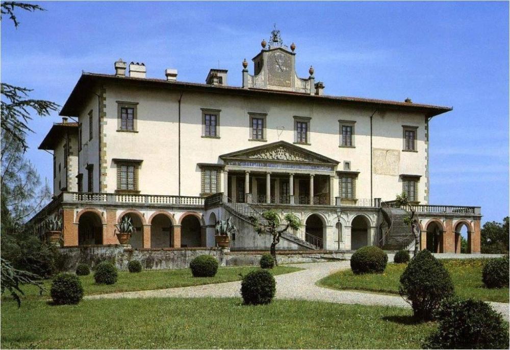 Alla scoperta delle Ville Medicee in Toscana