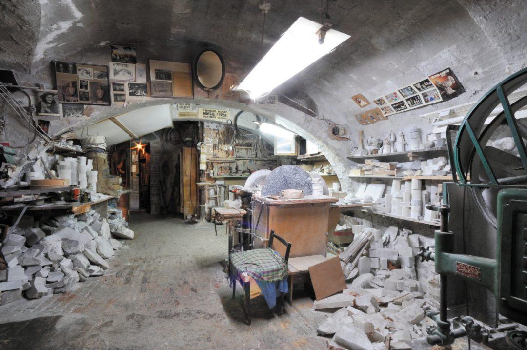 Laboratorio di Alabastro