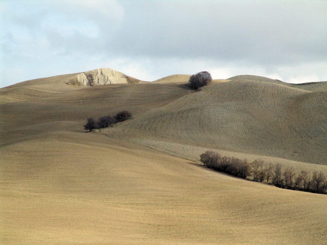 Gli itinerari in campagna