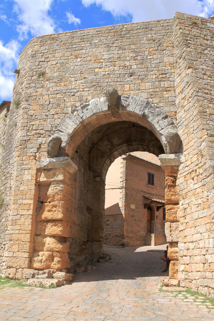 Le porte antiche di Volterra