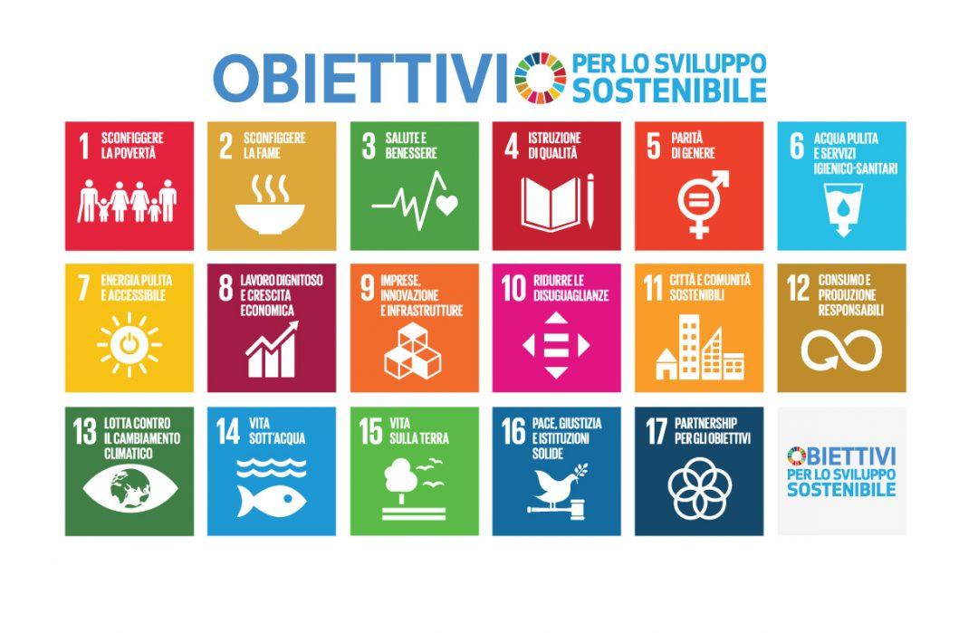 Agenda 2030 per lo sviluppo sostenibile obiettivi