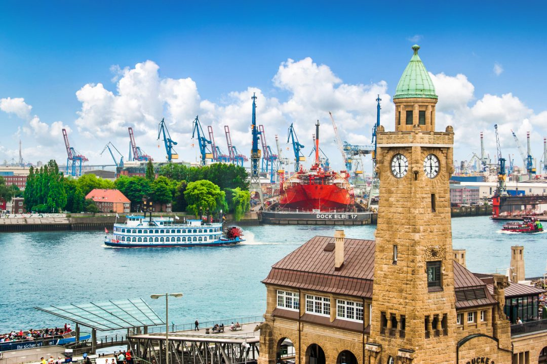 I porti più belli d'Europa