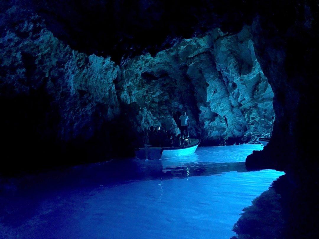 Grotta Azzurra Croazia
