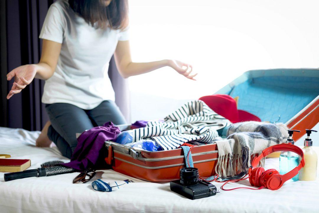 Fare i bagagli: liste e dritte