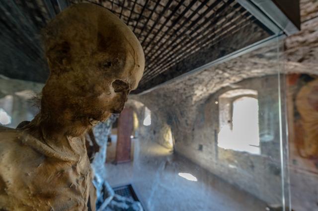 Il cimitero-museo delle
