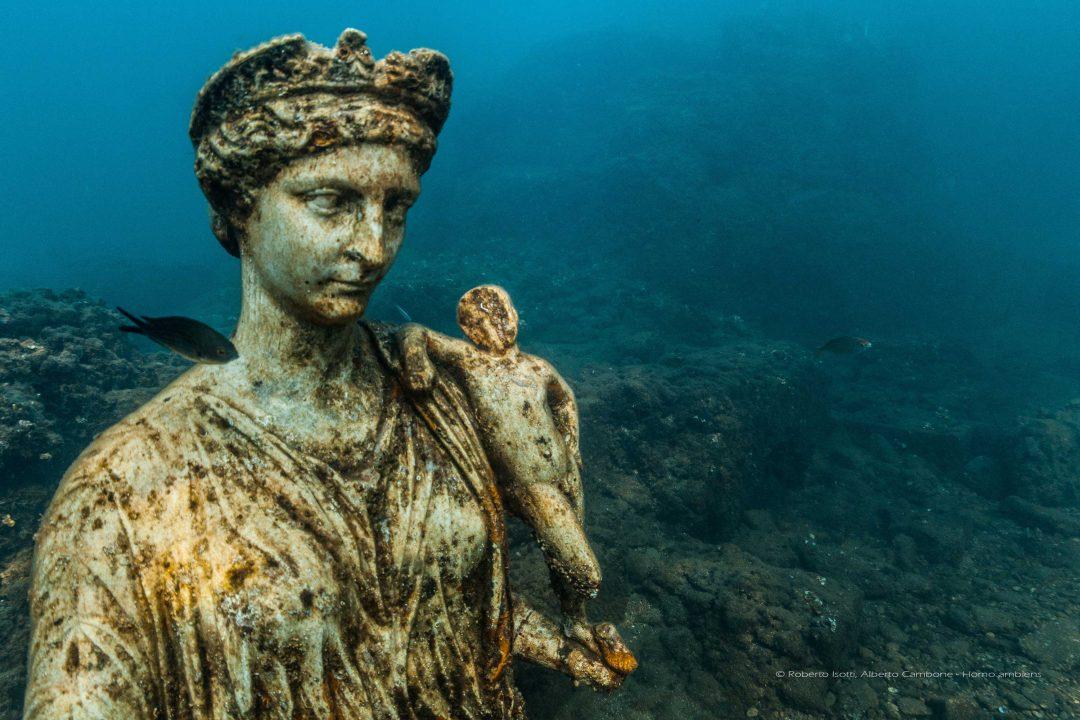 Aree marine protette di Baia e di Gaiola (Campania)