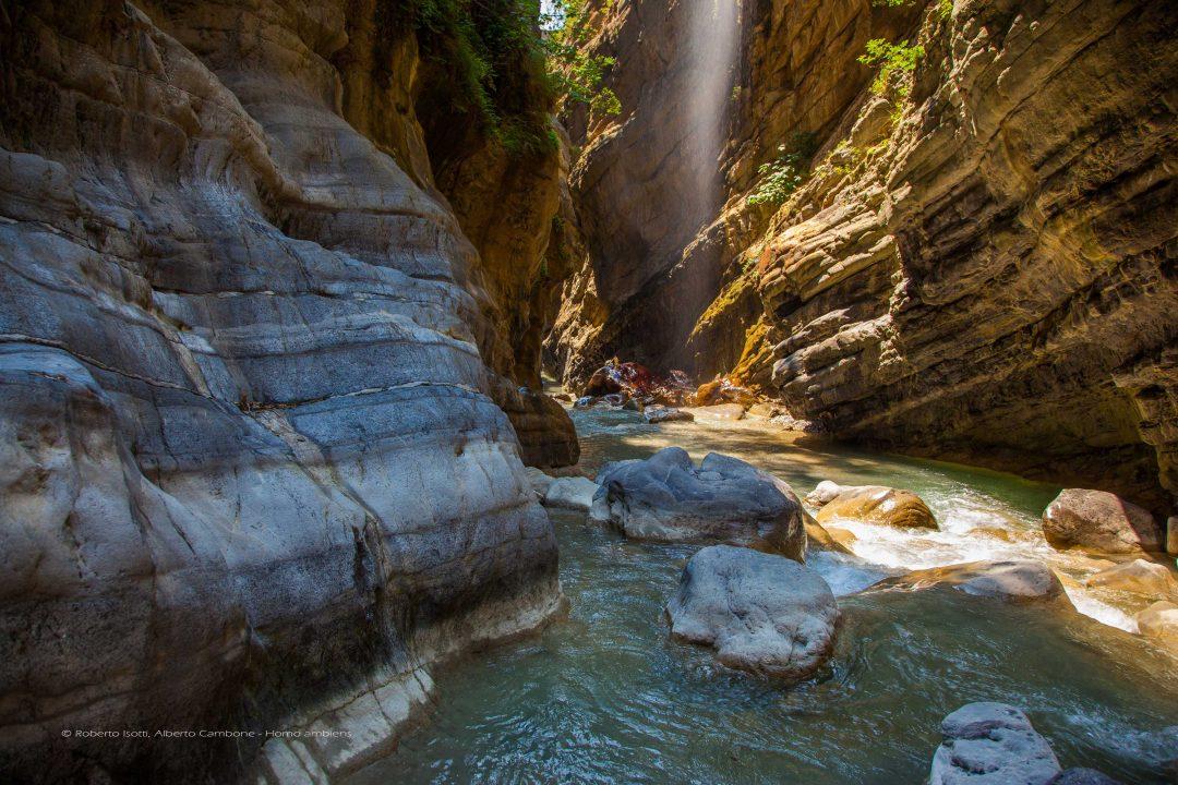 Riserva naturale delle Gole del Raganello (Calabria)