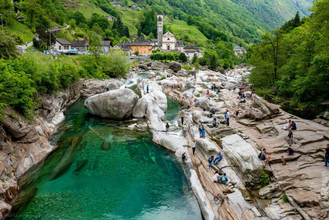 Valle Verzasca Svizzera