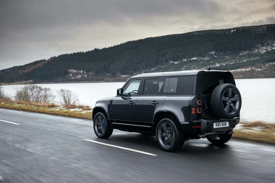 Land Rover Nuova Defender: com'è fatta