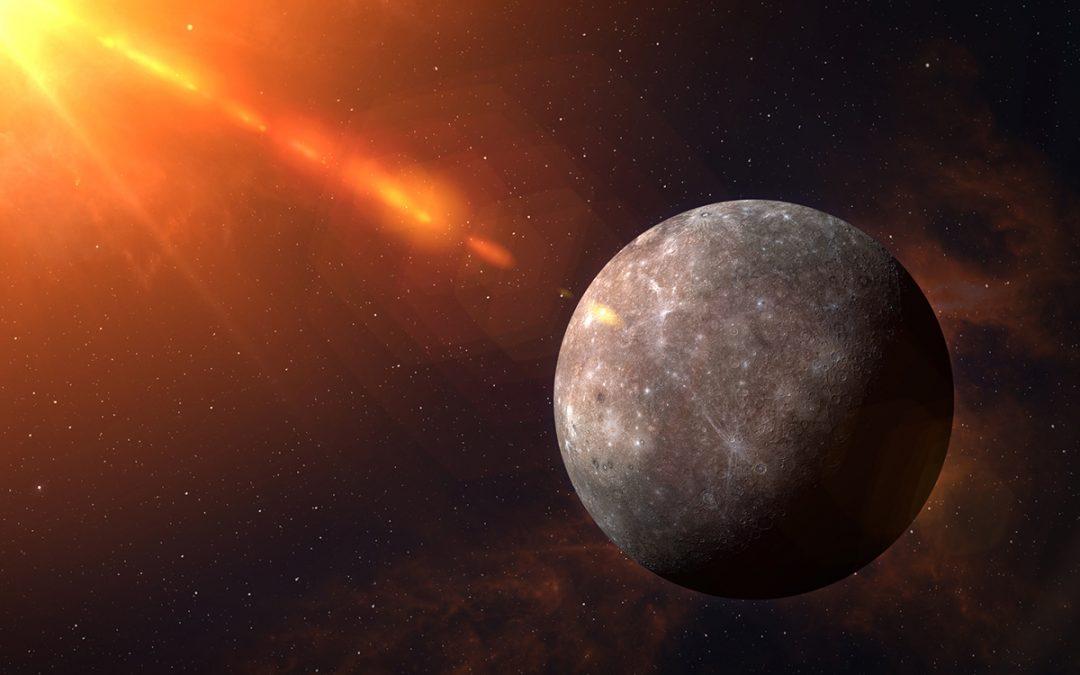 Mercurio, il pianeta più vicino al Sole