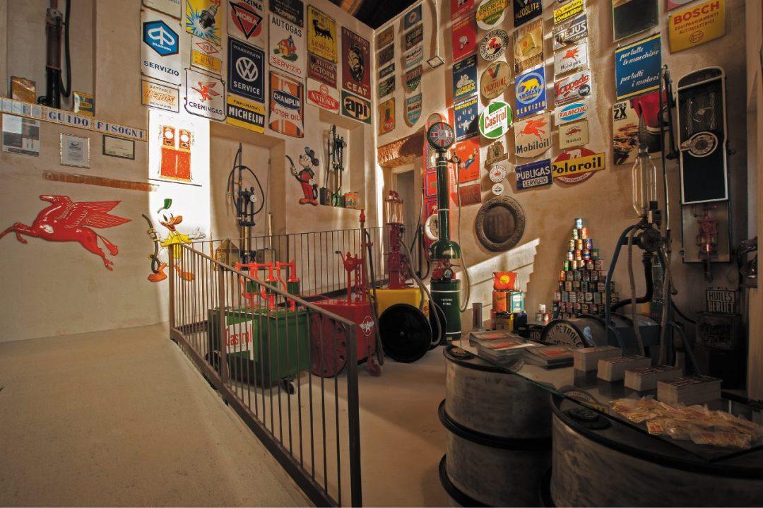 Museo Fisogni delle stazioni di servizio - Tradate