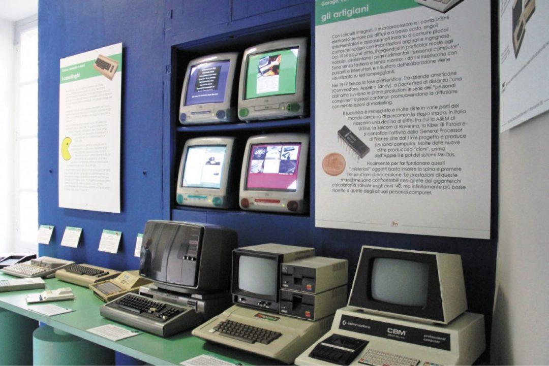 Laboratorio-Museo Tecnologic@mente e all'Archivio storico Olivetti - Ivrea