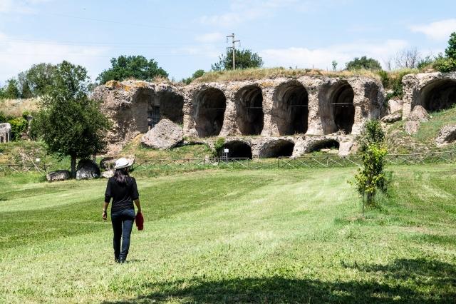Le rovine di Otricoli (Terni)