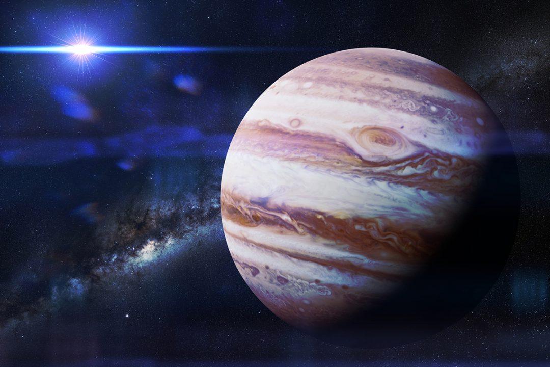 Giove, il pianeta più grande del sistema solare