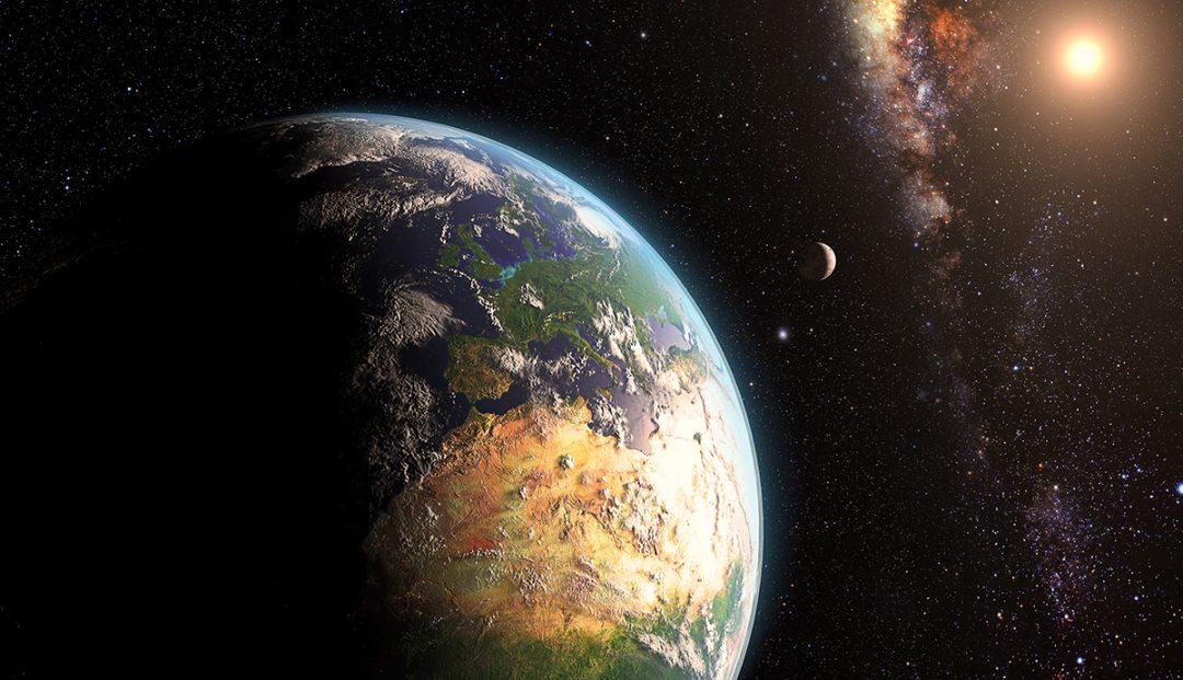 Terra, il pianeta