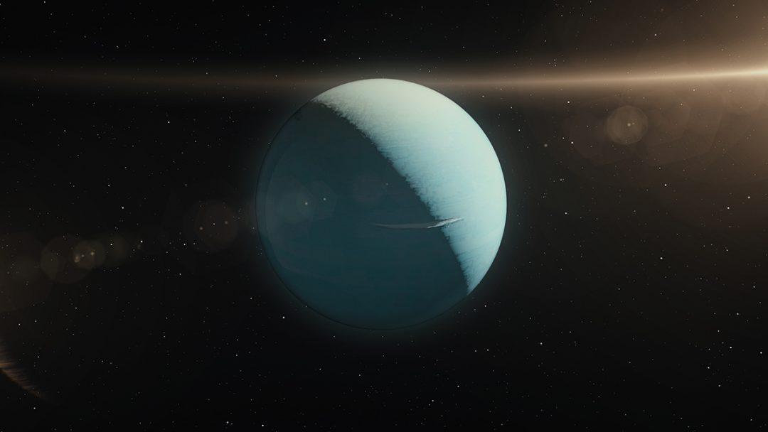 Urano, il settimo pianeta del sistema solare
