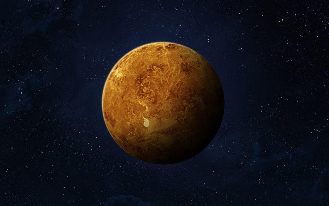 Venere, il pianeta visibile solo all'alba e al tramonto