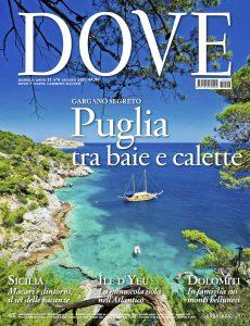 Isole Tremiti, Puglia: vista dall'isola di San Domino verso l'isola di San Nicola. Foto: Pietro Canali/SIME