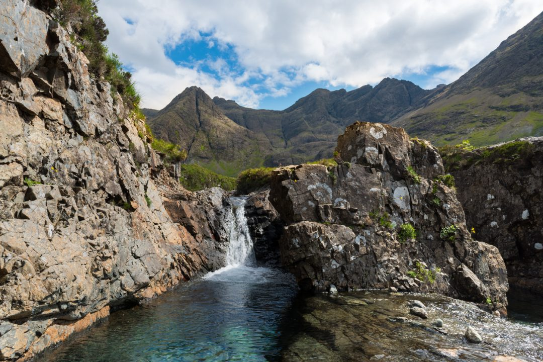 Fairy Pools Scozia