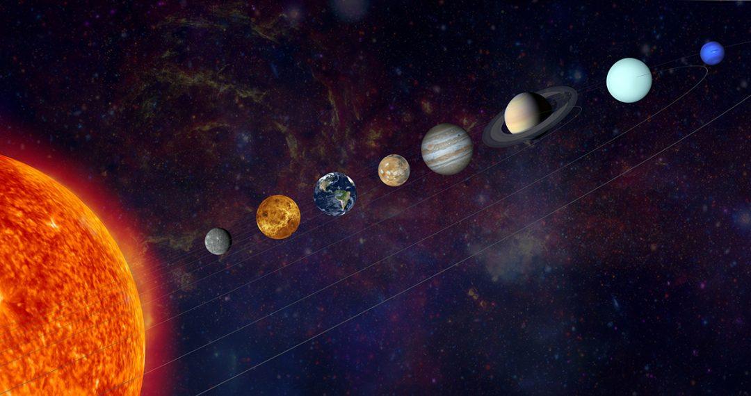 Quanti sono i pianeti del sistema solare?