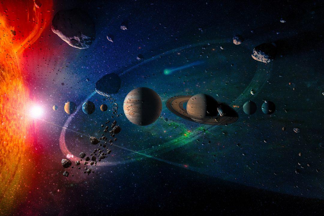 Pianeti del sistema solare: tutte le curiosità