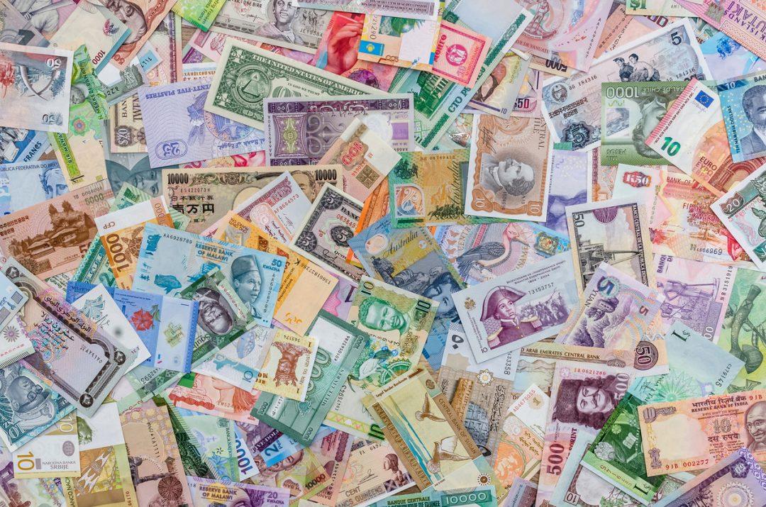 Valute, cambio e gestione dei soldi